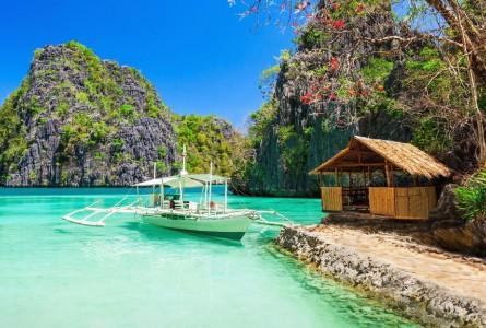 Филиппины : о. Боракай !