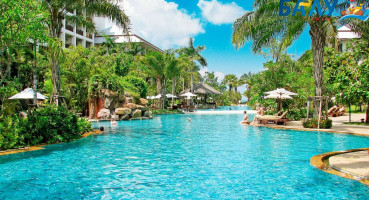 Отель Ravindra Beach Resort&Spa 4*