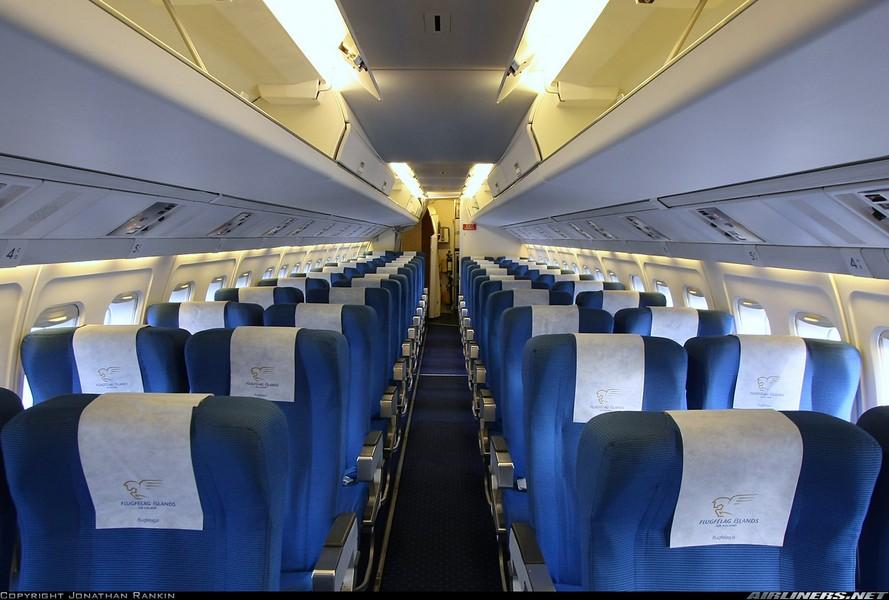 Характеристики самолета Fokker 50