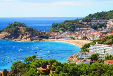 Туры в Испанию из Астаны  Барселона 3 ночи + побережье 11 ночей!!!