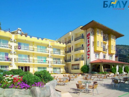 CLUB HOTEL BELPINAR 4*