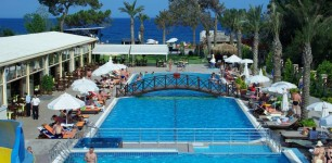 ANTALYA: CLUB HOTEL BELPINAR