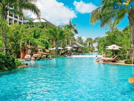 Отель Ravindra Beach Resort&Spa 4*
