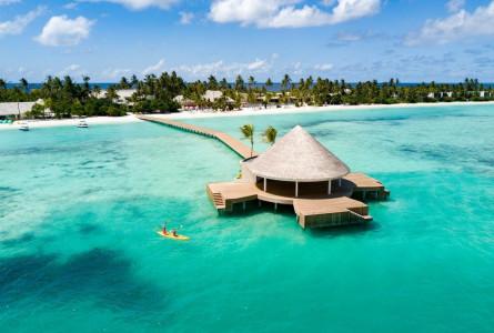 Туры на Мальдивы: прямой вылет!