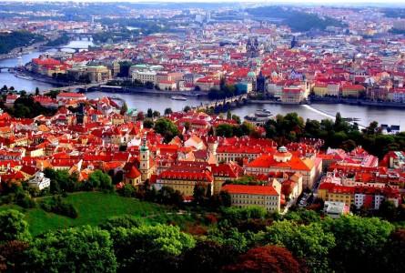 Чехия: Прага из Астаны !!!