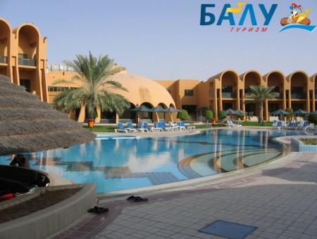 Golden Tulip Al Jazira Hotel&Resort, AUH 4*