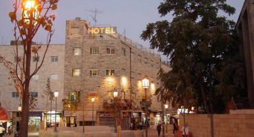 Отель Jerusalem Tower 3*