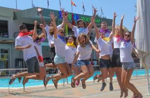 Детский отдых в Греции с изучением английского языка!