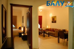 ABC Arabian Suites 4*