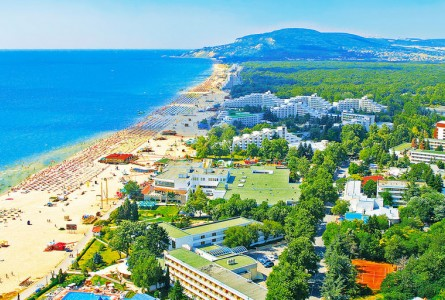 Болгария: Прямые рейсы в Бургас из Астаны !!!