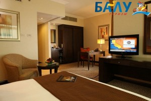 Al Murooj Rotana Hotel Dubai 5*