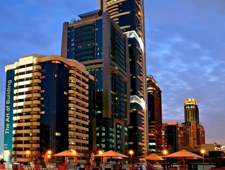 Towers Rotana Hotel Dubai 4*