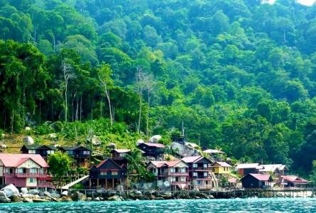 Малайзия: Остров Лангкави из Алматы!