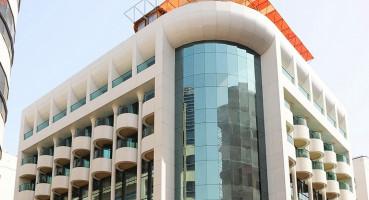 Delmon Hotel Dubai 4*