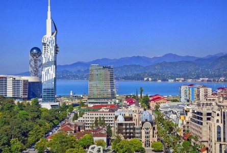 Грузия : Батуми из Астаны !!!