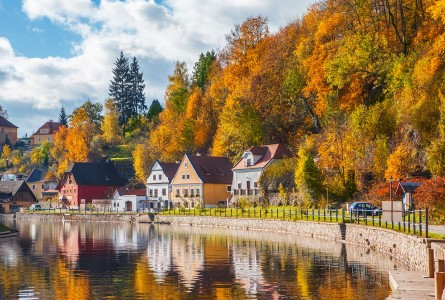 Осенняя Прага из Астаны!!!