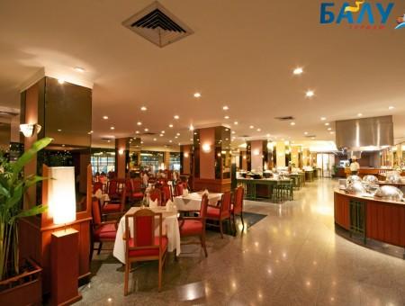BANGKOK PALACE 3 *