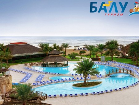 Sandy Beach Hotel & Resort Fujeirah 3*