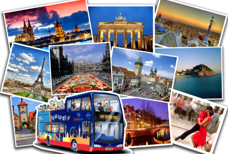Гранд Тур по Европе от 536 EUR !!!