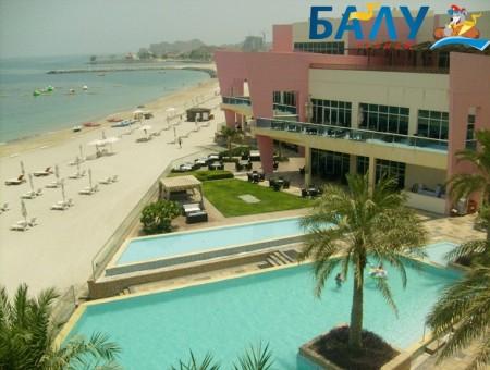 JAL Fujairah Hotel Resort & Spa 5*