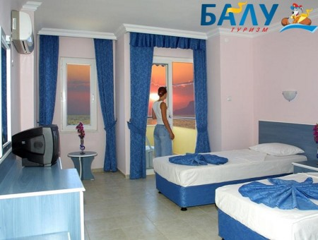 GALAXY BEACH 4*