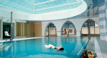 Отель Spa Club Dead Sea 4*
