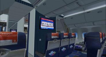 Характеристики самолета Boeing 767-300