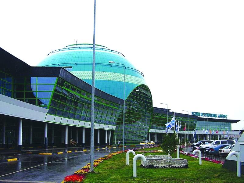 Табло аэропорта Астана Отправление ЯндексРасписания
