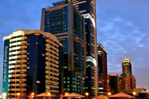 Towers Rotana Hotel Dubai 4*