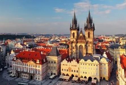 Осенние каникулы в Праге!!!