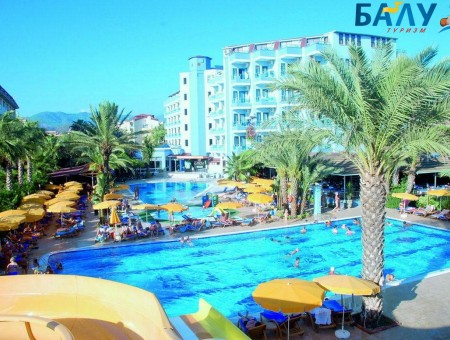 CLUB HOTEL KOSDERE 4*