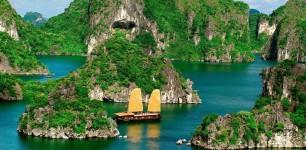 Тур во Вьетнам : прямой рейс из Омска!