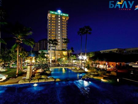 Отель Jomtien Palm Beach 4*