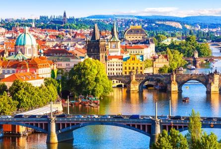 Чехия : туры в Прагу из Астаны !!!