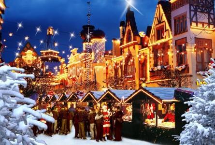 Новый год в сказочной Праге!!!