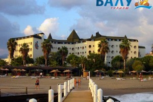 SERAP SU BEACH RESORT 5*