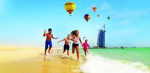 Акция в Rixos Bab Al Bahr-дети проживают бесплатно!