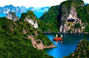 Новый Год во Вьетнаме!!!