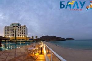 Oceanic Beach Hotel Khorfakkan 4*