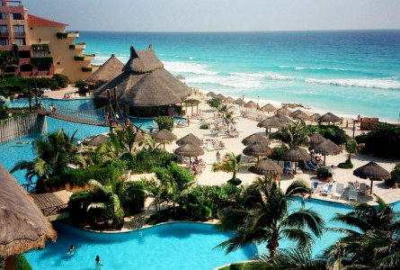 Мексика : Канкун - береговые отели!!!