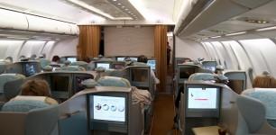Характеристики самолета Airbus A330-200