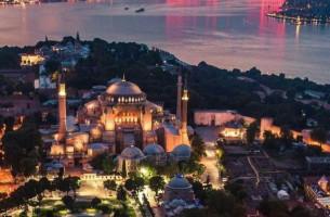 Турция из Нур-Султана !