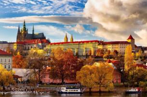 Тур в Чехию! Осенняя Прага!