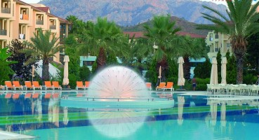 LE JARDIN RESORT HOTEL & SPA 5*