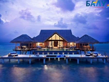 Отель Taj Exotica Resort & Spa 5*